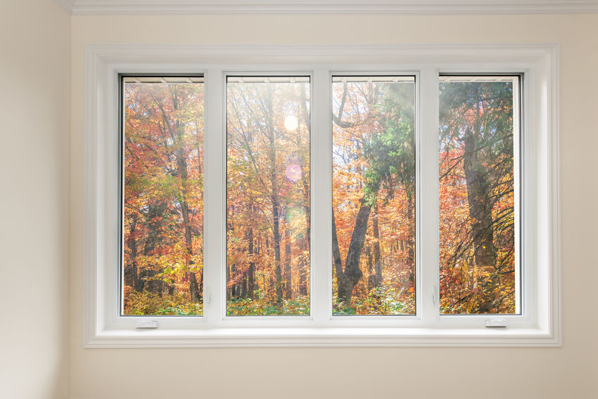 a large four-pane window replacement in hoffman estates il