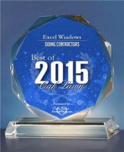 Trophy Best of Oak Lawn Siding Contractor