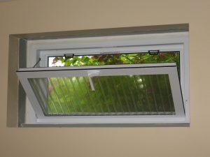 open hopper style window