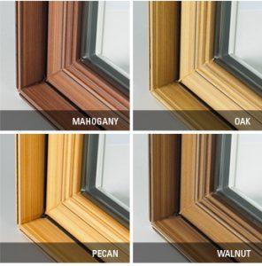 vinyl replacement windows colors